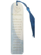 Tassel Bookmark: Confirmation Boy (BMF5546)