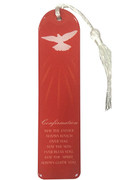 Tassel Bookmark: Confirmation Dove (BMF5544)