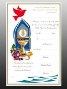 Combined Communion & Confirmation Certificate (CE697)