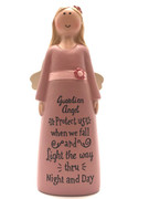 Resin Angel 10.5cm:  Guardian Angel(SA8094)