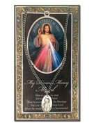 Pewter Medal: Divine Mercy (LF9123)