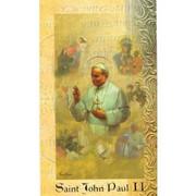 Mini Lives of Saints: St John Paul 11 (LF5571)