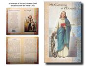 Mini Lives of Saints: St Catherine of Alexandria (LF5415)