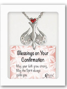 Confirmation Gift: Pendant and Chain (PL311)