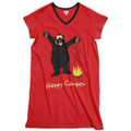 Happy Camper Nightshirt