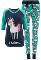 I Believe Unicorn Pajamas