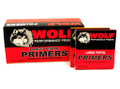 Large Pistol Standard Primers Wolf Performance Box
