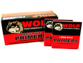 Large Rifle Wolf Performance Primers Box