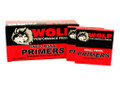 Small Pistol Wolf Performance Primers Box