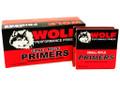 Small Rifle Standard Primers Wolf Performance Box