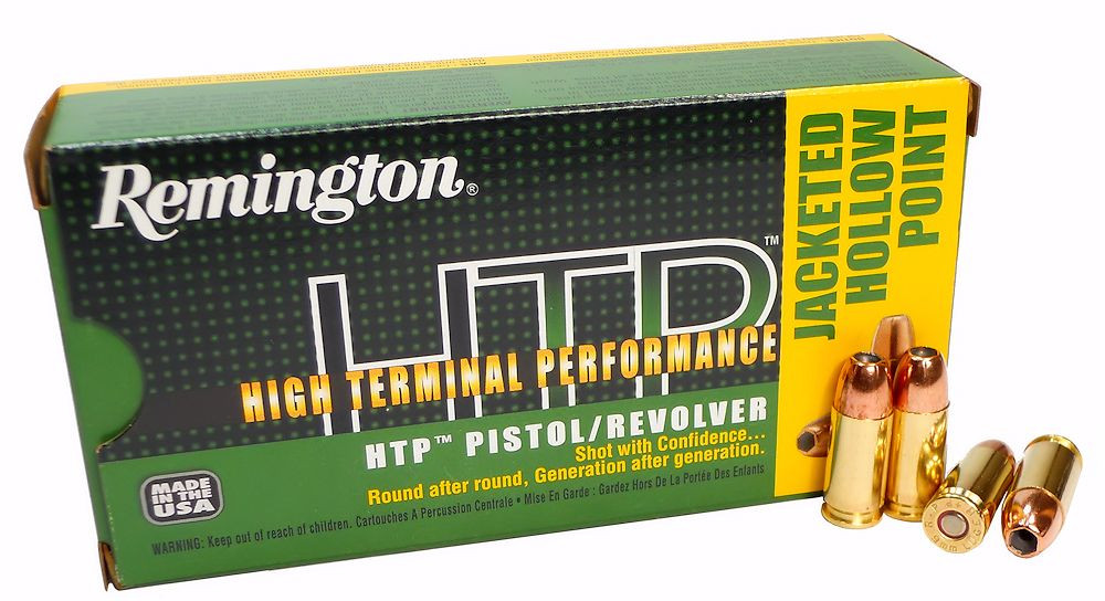 Remington HTP from ammunition store