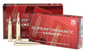 223 5.56x45 Ammo 53gr V-Max Hornady Superformance (8025) 20 Round Box