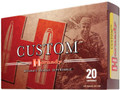 303 British Ammo 150gr InterLock SP Hornady Custom (8225) 20 Round Box