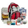 Wise Five Day Emergency Survival Kit with Food & Water for One Person - Red