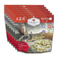 Wise Company Dehydrated Food, Noodles with Beef, 6 Packs, 2 Servings Each