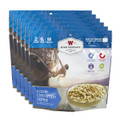 Wise Company Dehydrated Food, Apple Cinnamon Cereal, 6 Packs, 2 Servings Each
