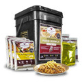 Wise Company Dehydrated Food, Entrees, Breakfasts & Beverages, 52 Serving Bucket