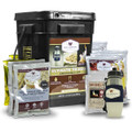 Wise Company Dehydrated Food, 72 Hour Kit for 2 People, 72 Serving Bucket