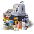 Wise Five Day Emergency Solar Powered Kit with Food & Water for One Person