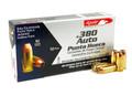 Aguila 380 HP ammo