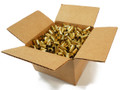 9mm Processed Once Fired Brass Cleaned and Graded Box of 1000