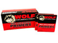Small Rifle Wolf Performance Primers Magnum Standard Non-Corrosive Box
