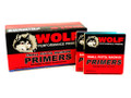 Small Pistol Magnum Primers Wolf Performance Box