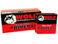 Small Rifle Standard Primers Wolf Performance Box
