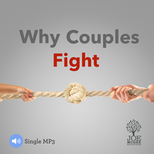 Why Couples Fight - MP3