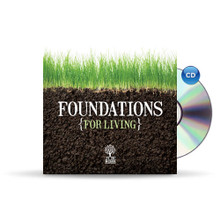 Foundations for Living - CD