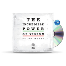 The Incredible Power Of Vision - CD