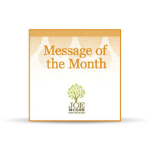 Gifted Children - August 2014 Message of the Month