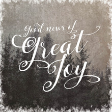 Good News of Great Joy (The Story of Christmas)