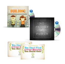 The MARRIAGE BUILDERS Pack