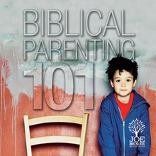 Biblical Parenting 101 - MP3 Series + Training and Controlling Your Child MP3 (March Special Offer)
