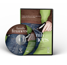 Family Finances (Four-Session DVD)