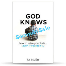 God Knows How to Raise Your Kids...Even If You Don't - SECONDS SALE