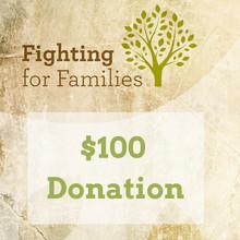 $100 Radio Donation