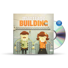 Marriage Building 101 CD Series + 2 Prayer Cards