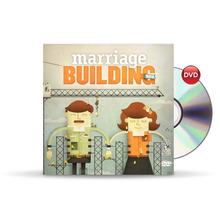 Marriage Building 101 DVD Series + 2 Prayer Cards