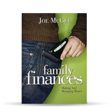 Family Finances - (Get One, Give One Special)