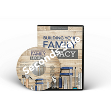 Building Your Family Legacy - DVD - Seconds Sale