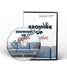 Growing Up Together - DVD - Seconds Sale