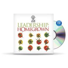 Leadership 101: Homegrown