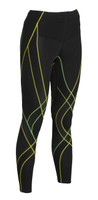 Black / Green / Yellow - Front