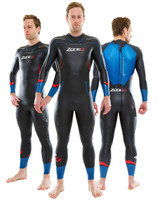 Zone 3 2014 Mens Vision Wetsuit - LINK to 2016 Vision Below