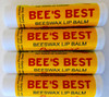 Bees Best Peppermint Lib Balm