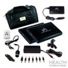 150 Watt Inverter BPS C-100 Dual CPAP Battery Complete Kit