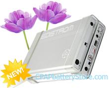DUAL Medistrom Pilot-12 DeVilbiss Bilevel CPAP Battery