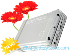 DUAL Medistrom Pilot-24 ResMed S9 Escape Battery